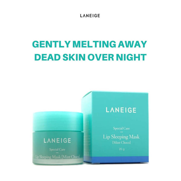 LANEIGE Lip Sleeping Mask 20g [Mint Choco]