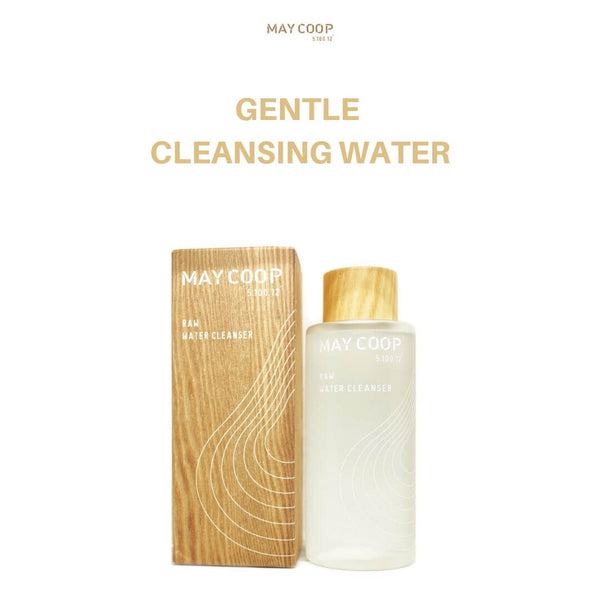 MAY COOP Raw Water Cleanser 300ml