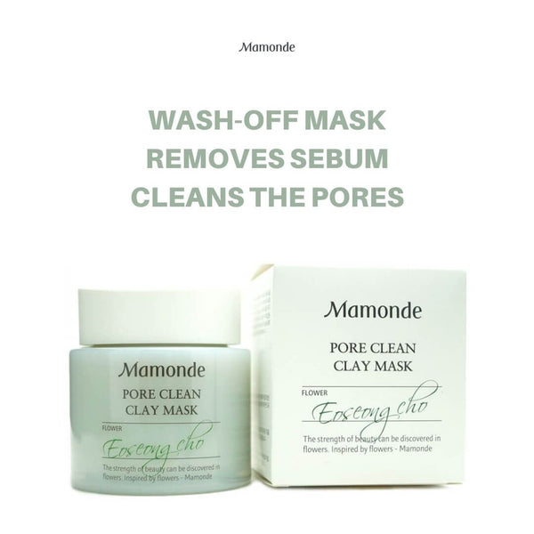 Mamonde Pore Clean Clay Mask 100ml