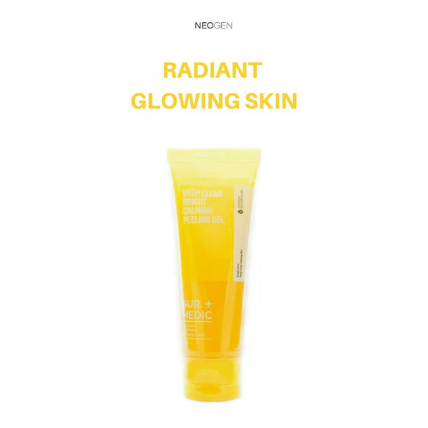 NEOGEN SUR.MEDIC+ Deep Clear Bright Calming Peeling Gel 120ml