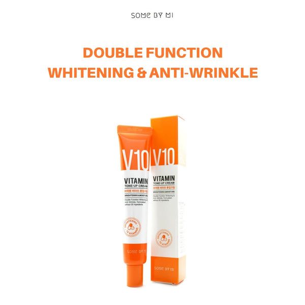 SOME BY MI V10 Vitamin Tone-Up Cream 50ml
