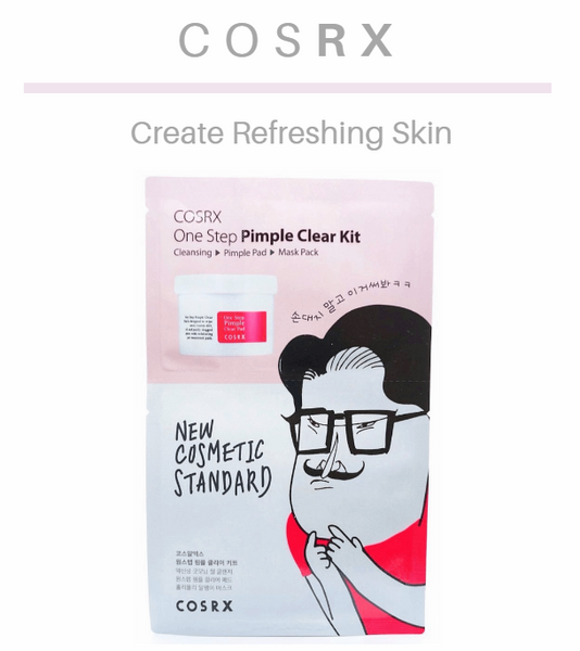 COSRX - One Step Pimple Clear Kit