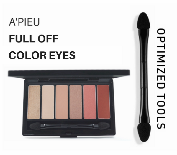 A'PIEU - Full Of Color Eyes (#1 Rosy Mellow)