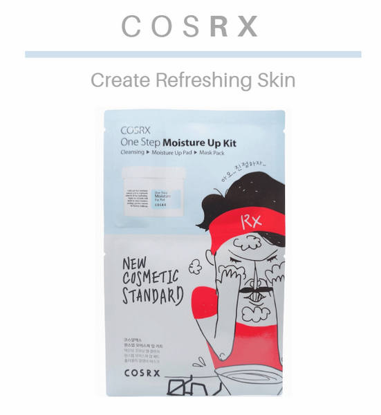 COSRX - One Step Moisture Up Kit