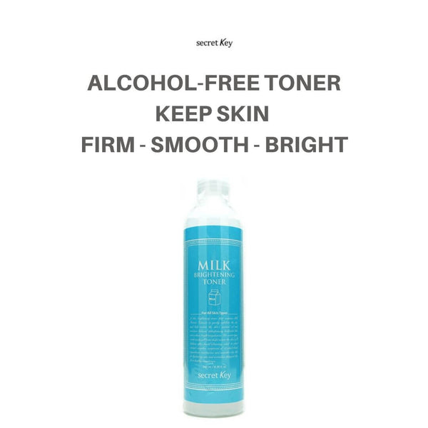 Secret Key Fresh Nature Toner (Milk Brightening) 248ml