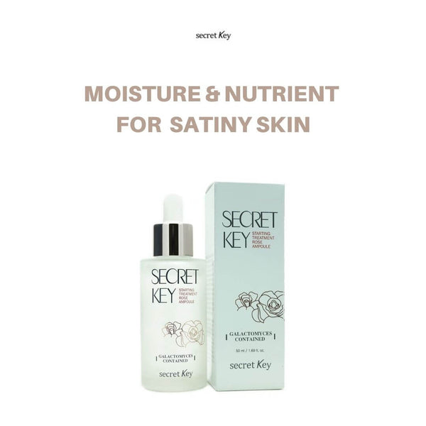 Secret Key Starting Treatment Rose Ampoule 50ml