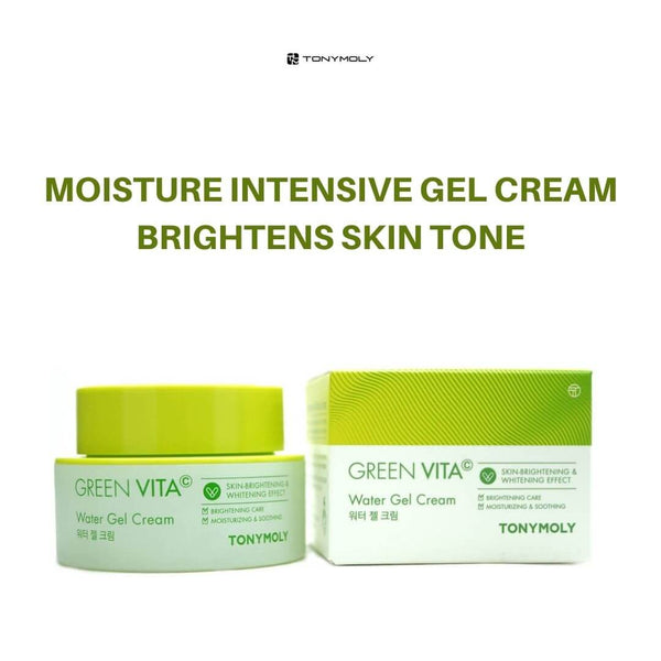 TONYMOLY Green Vita C Water Gel Cream 50ml