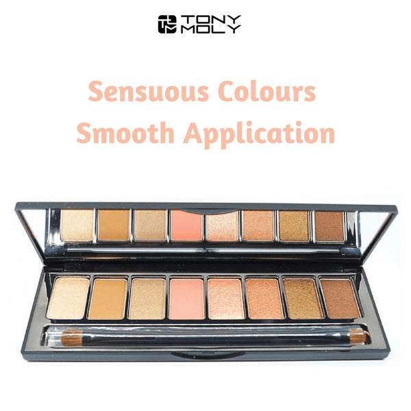 Tony Moly Perfect Eyes Multi Palette #01