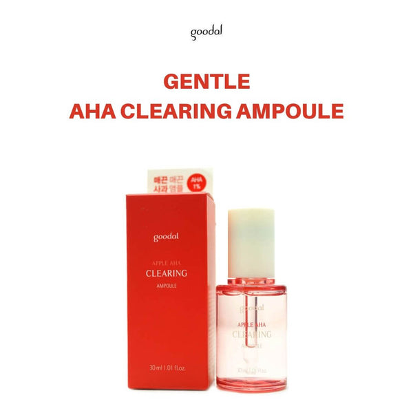 goodal Apple AHA Clearing Ampoule 30ml