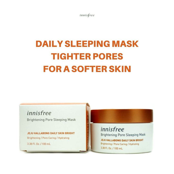 innisfree Brightening Pore Sleeping Mask 100ml