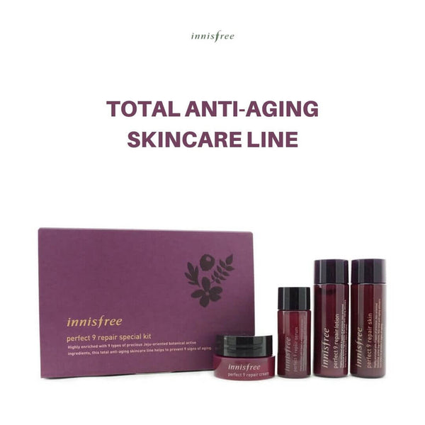 innisfree Perfect 9 Repair Special Kit EX (4pcs)