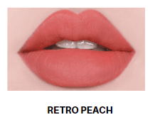 peach C Easy Matte Lipstick (Retro Peach) Colour