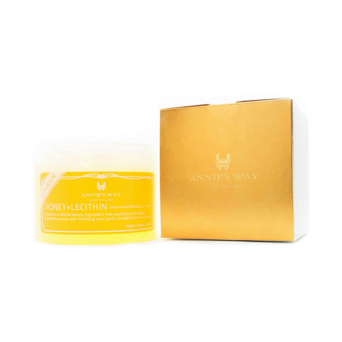 ANNIE'S WAY Honey Lecithin Deep Moisturizing Jelly Mask 250ml