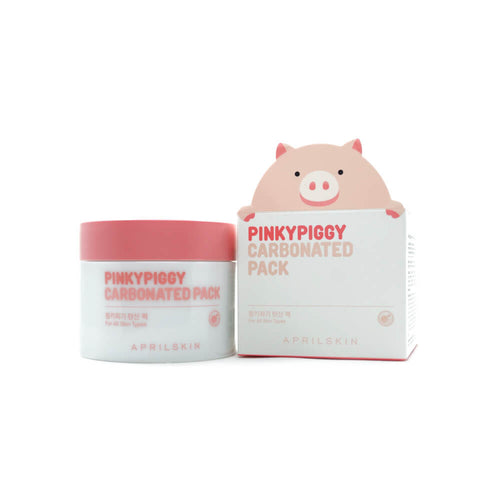 APRIL SKIN PinkyPiggy Carbonated Pack 100g