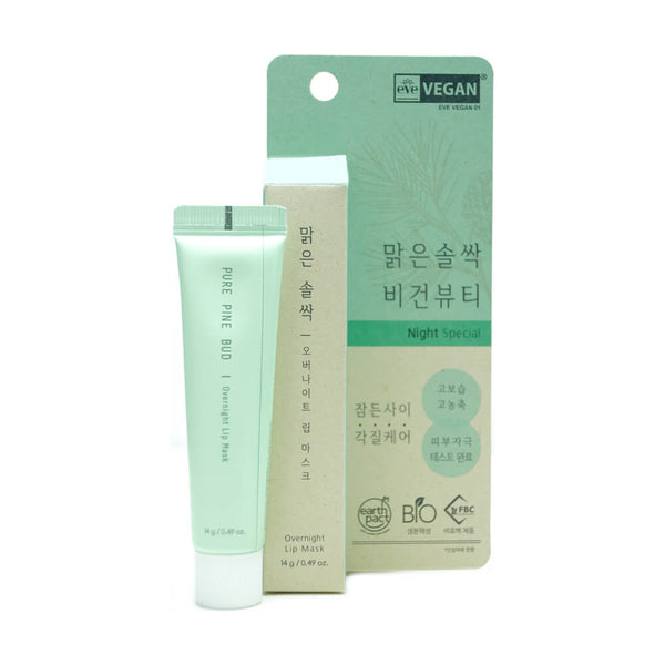A'PIEU Pure Pine Bud Overnight Lip Mask 14g