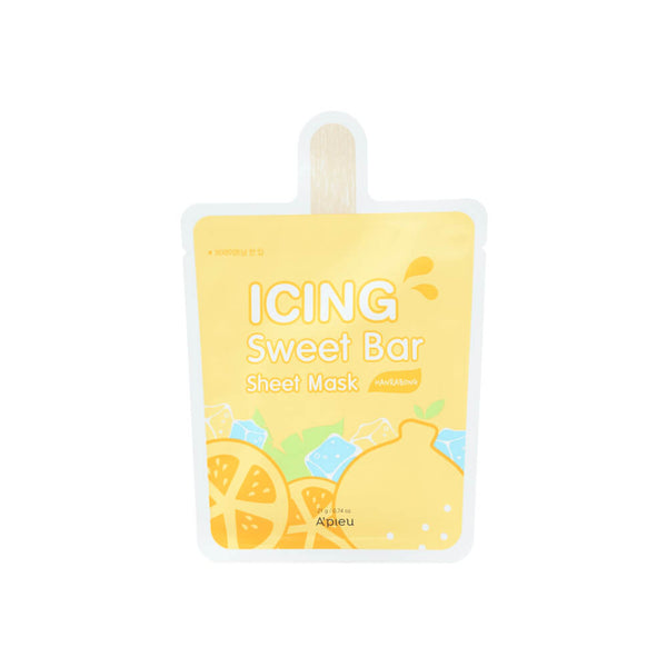 A'PIEU Icing Sweet Bar Sheet Mask (Hanrabong) 21g