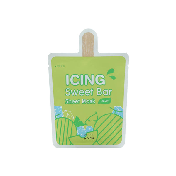 A'PIEU Icing Sweet Bar Sheet Mask (Melon) 21g