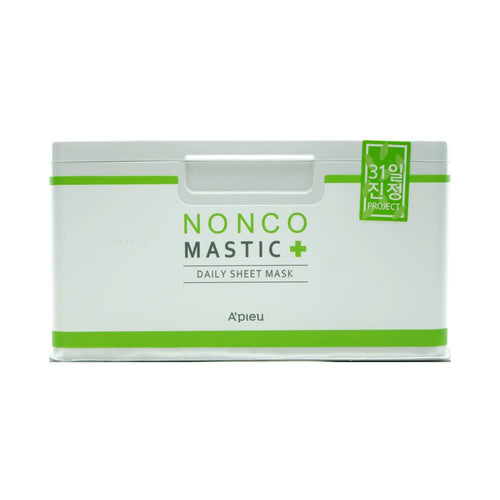 A'PIEU Nonco Mastic Daily Sheet Mask 31 Sheets