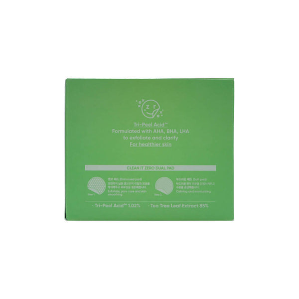 BANILA CO Clean It Zero Pore Clarifying Toner Pad 120ml box 2