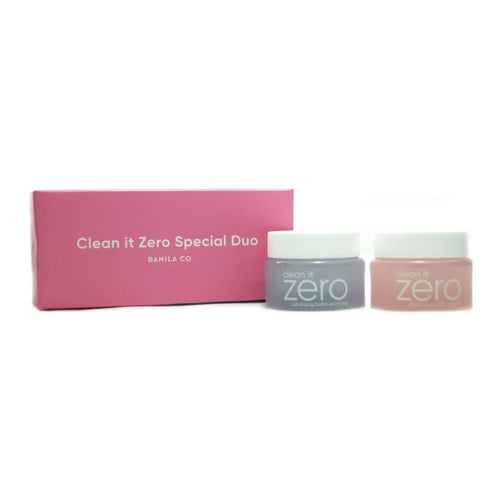 BANILA CO Clean It Zero Duo Trial Kit (2pcs)