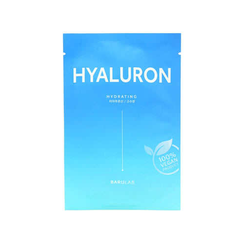 BARULAB The Clean Vegan Mask Hyaluron 23g