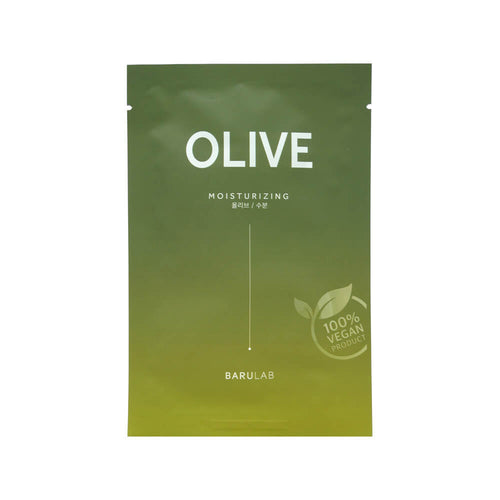 BARULAB The Clean Vegan Mask Olive 23g
