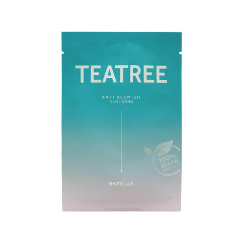 BARULAB The Clean Vegan Mask Tea Tree 23g