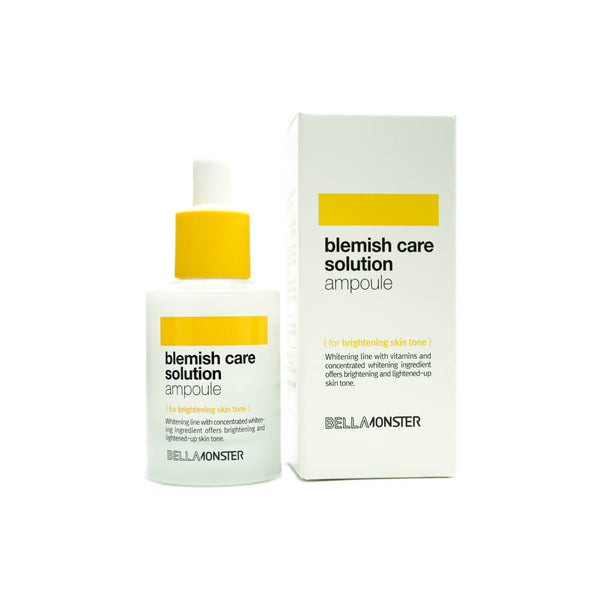 BELLAMONSTER Blemish Care Solution Ampoule 30ml