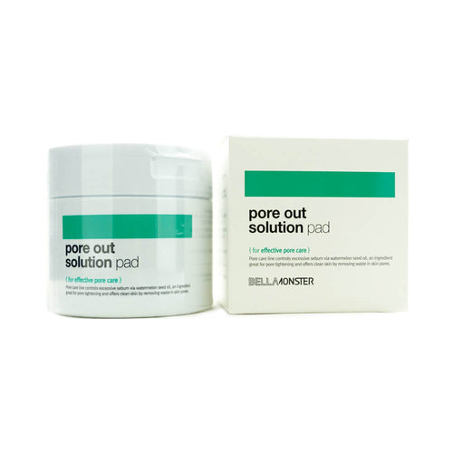 BELLAMONSTER Pore Out Solution Pad (70pcs) 155ml