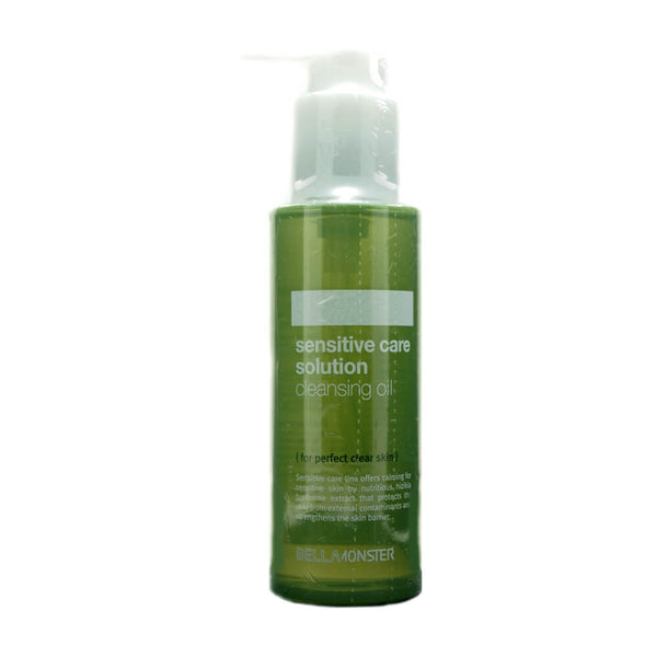 BELLAMONSTER Sensitive Care Solution Cleansing Oil 120ml