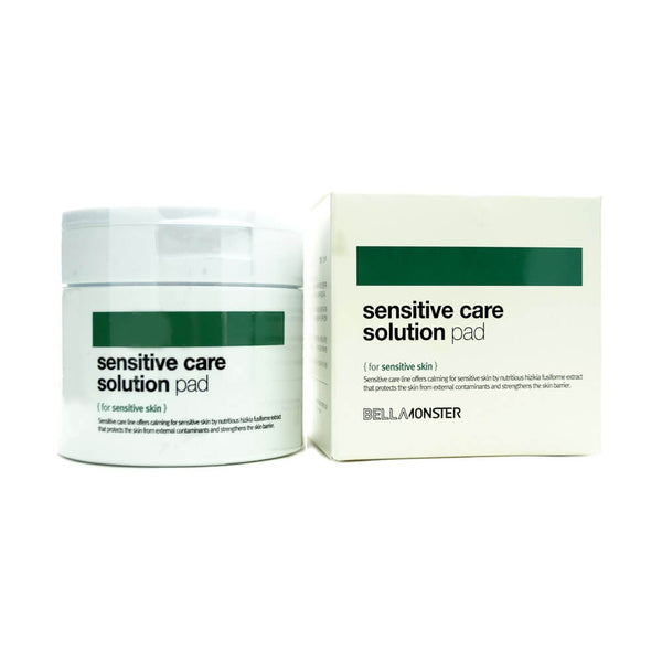 BELLAMONSTER Sensitive Care Solution Pad 165ml
