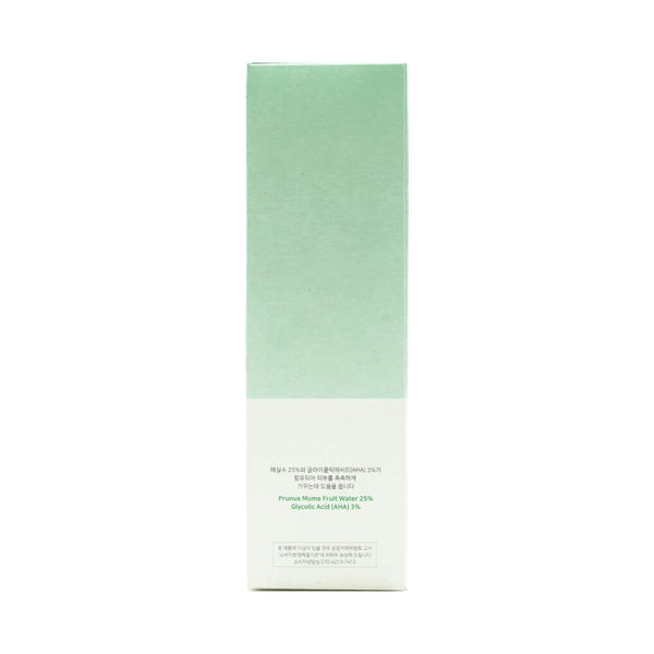 Beauty of Joseon  Bubble Toner Green Plum + AHA 150ml box 1