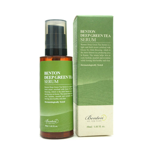 Benton Deep Green Tea Serum 30ml