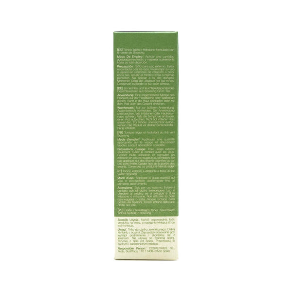Benton Deep Green Tea Toner 150ml box 2
