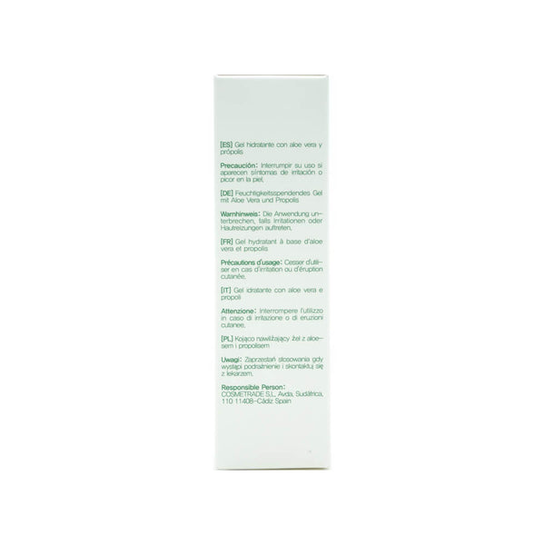 Benton Aloe Propolis Soothing Gel 30ml box 3