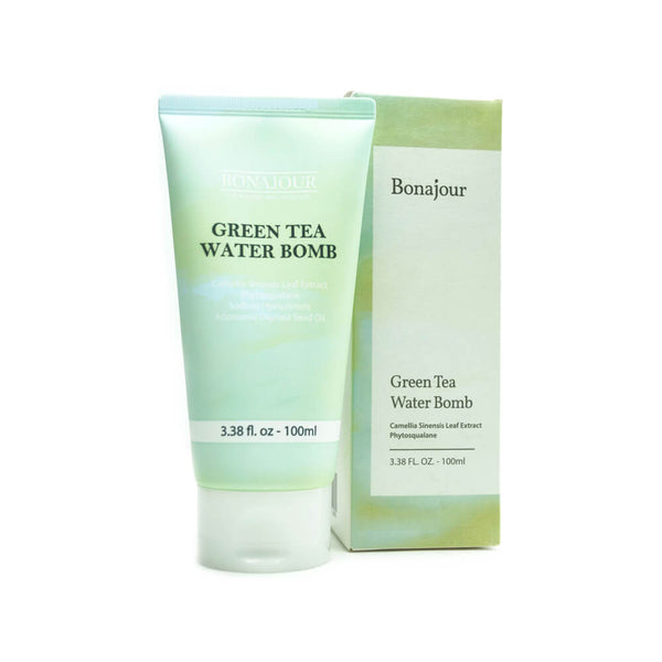 Bonajour Green Tea Water Bomb Cream 100ml