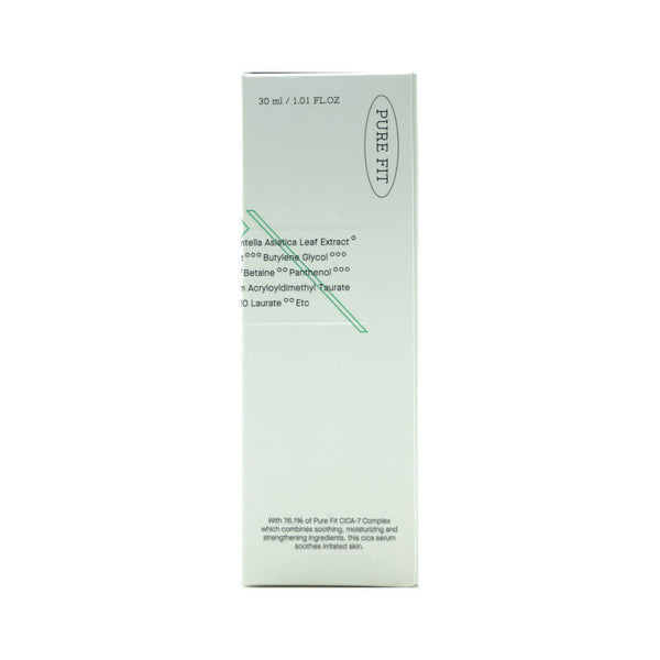 COSRX Pure Fit Cica Serum 30ml box 1