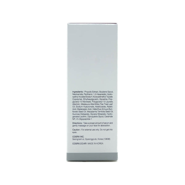 COSRX AC Collection Blemish Spot Clearing Serum box side 1