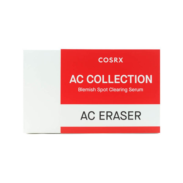 COSRX AC Collection Blemish Spot Clearing Serum Kit box 1