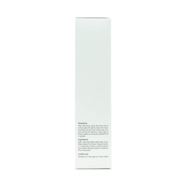 COSRX AHA/BHA Clarifying Treatment Toner 150ml box 3