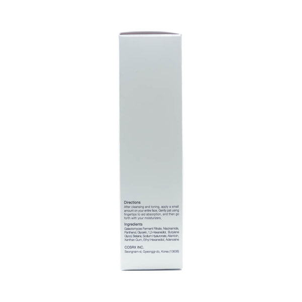 COSRX Galactomyces 95 Whitening Power Essence box info side2