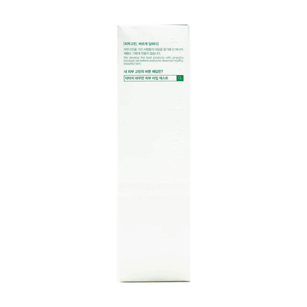Dr.G pH Cleansing R.E.D Blemish Clear Soothing Foam 150ml box 3