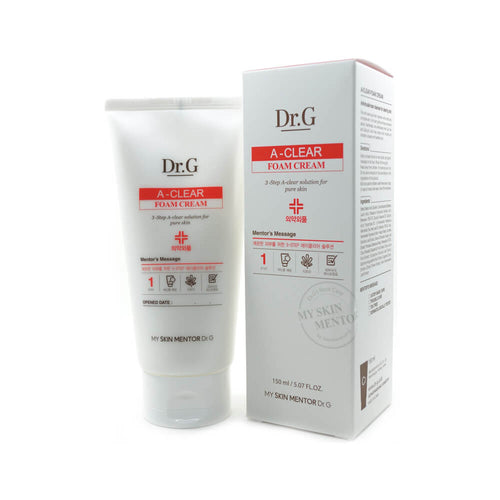 Dr.G A-Clear Foam Cream 150ml