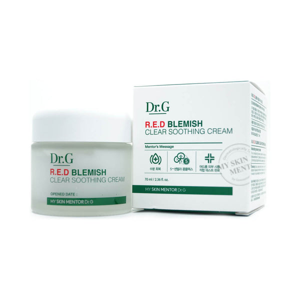 Dr.G R.E.D Blemish Clear Soothing Cream 70ml