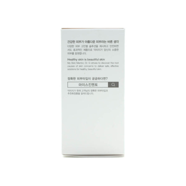 Dr.G R.E.D Blemish Soothing Ampoule 30ml box side 1