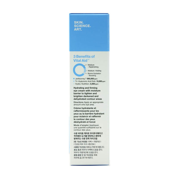 Dr. Jart+ Vital Hydra Solution Biome Eye Cream 20ml box 3
