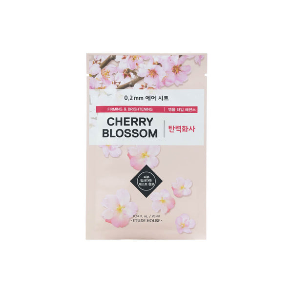 Etude House 0.2mm Therapy Air Mask 1pc Cherry Blossom