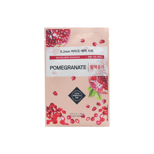 Etude House 0.2mm Therapy Air Mask 1pc Pomegranate