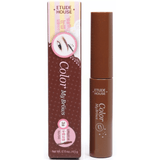 Etude House - Colour My Brows 4.5g (#03 Red Brown) with package