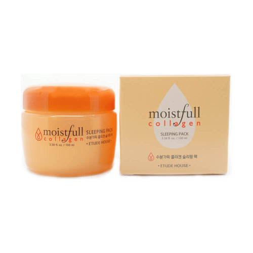 Etude House Moistfull Collagen Sleeping Pack 100ml